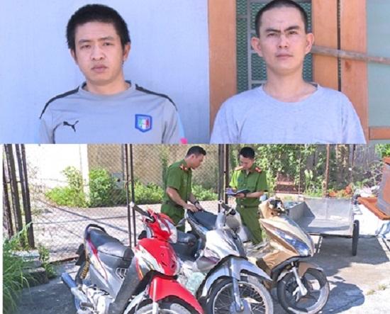 Thái Bình: Khởi tố 2 đối tượng trộm cắp xe máy liên tỉnh - Hình 1