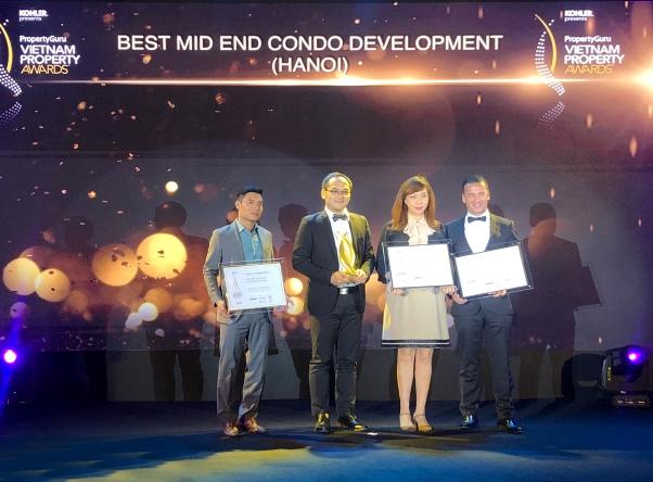 TNR Holdings Việt Nam thắng nhiều giải lớn tại PropertyGuru Vietnam Property Awards 2018 - Hình 2
