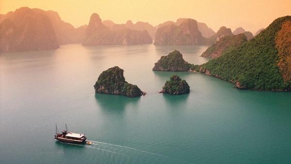 6 điểm đến không thể bỏ qua khi ghé thăm Việt Nam