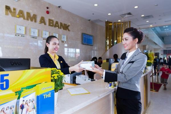 Nam A Bank hoàn thành 97,3% kế hoạch lợi nhuận trong 6 tháng đầu năm - Hình 1