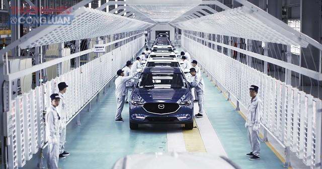 THACO bán 16.500 xe Mazda trong 6 tháng đầu năm - Hình 4