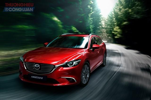 THACO bán 16.500 xe Mazda trong 6 tháng đầu năm - Hình 1