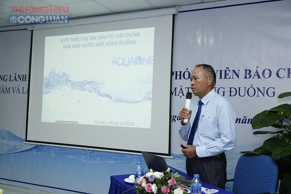 10/10 Hà Nội sẽ dùng nước sạch với tiêu chuẩn nước uống tại vòi - Hình 2
