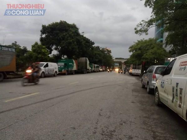 Phường Minh Khai (Bắc Từ Liêm, Hà Nội): Báo động về tình trạng vi phạm trật tự đô thị - Hình 1