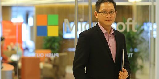 Công ty CP VNG chiêu mộ thành công cựu tổng giám đốc Microsoft Việt Nam