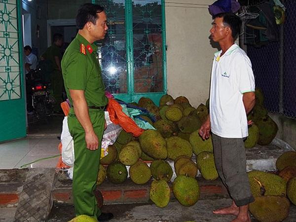 Hà Nam: Phát hiện cơ sở phù phép mít xanh thành mít chín bằng hóa chất - Hình 1