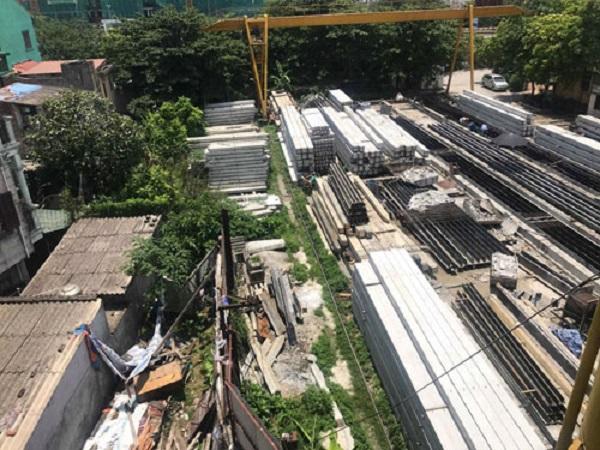 Quận Bắc Từ Liêm (Hà Nội): Trạm trộn bê tông gây ô nhiễm bao giờ mới được di dời? - Hình 1