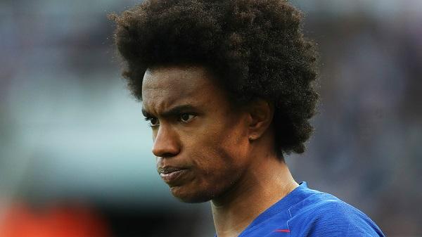 Chelsea đồng ý bán tiền vệ Willian cho Barcelona