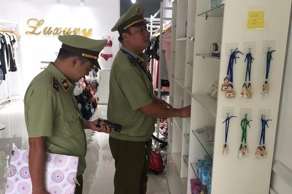 Lạng Sơn: Kiểm tra, xử phạt cửa hàng kinh doanh mỹ phẩm nhập lậu - Hình 1