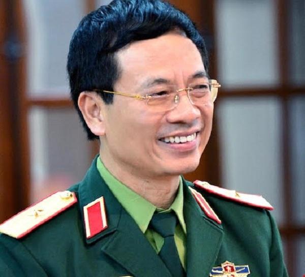 Thiếu tướng Nguyễn Mạnh Hùng làm Bí thư Ban Cán sự Đảng Bộ Thông tin và Truyền thông - Hình 1