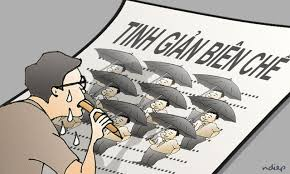Đề án hợp nhất 3 đơn vị sẽ giảm được hàng trăm lãnh đạo cấp phòng - Hình 1