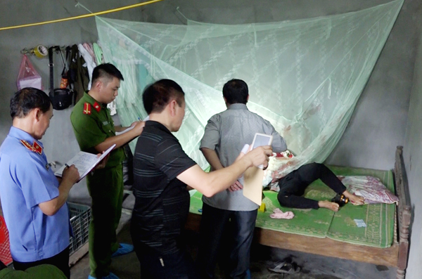Lào Cai: Điều tra vụ án giết người tại phường Nam Cường - Hình 1