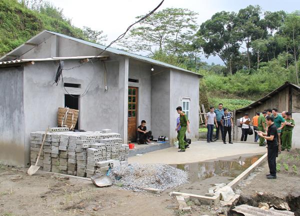 Lào Cai: Điều tra vụ án giết người tại phường Nam Cường - Hình 2