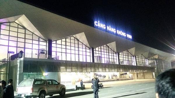Image result for mở rộng sân bay quốc tế vinh