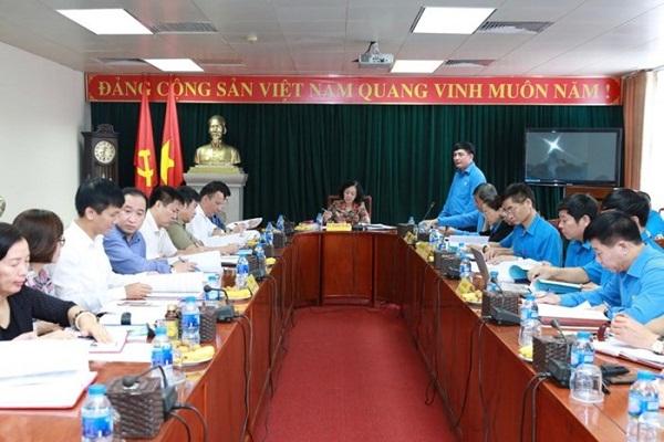 Đại hội XII Công đoàn Việt Nam dự kiến diễn ra từ ngày 24-26/9 - Hình 1
