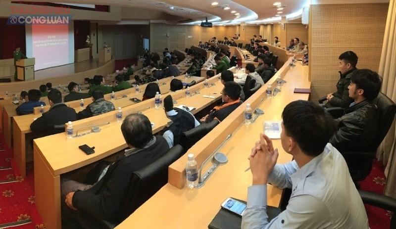Đồn Công an KKT Vũng Áng (Hà Tĩnh): Lá cờ đầu trong đấu tranh phòng chống  tội phạm - Hình 5