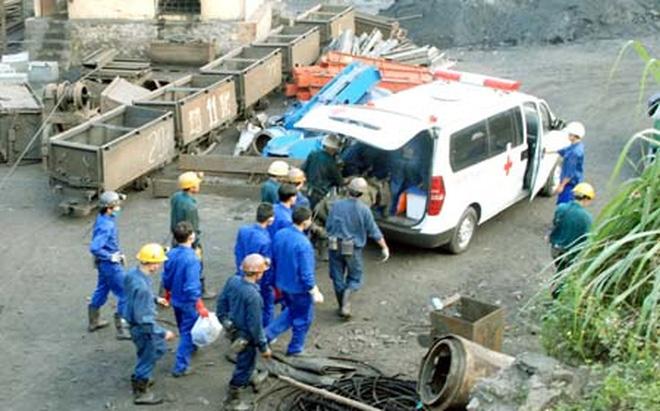 Tiếp tục xảy ra tai nạn lao động tại Công ty than Mông Dương: Một công nhân tử vong - Hình 1
