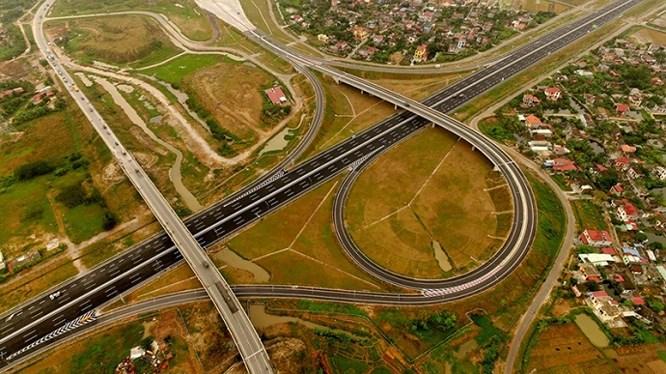 Hà Nội duyệt đường nối đường gom cầu vượt cao tốc Hà Nội - Hải Phòng tới đường 179 - Hình 1