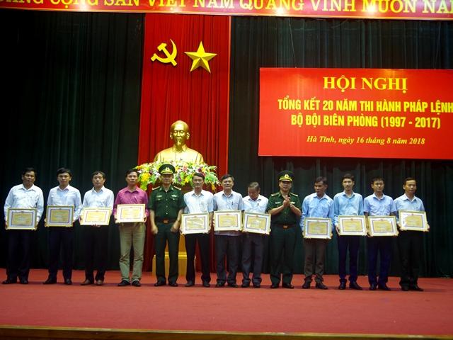 Bộ đội Biên phòng Hà Tĩnh: bắt giữ, xử lý 1.298 vụ, 1.748 đối tượng vi phạm pháp luật - Hình 2
