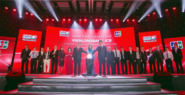 Kienlongbank ra mắt thẻ tín dụng quốc tế Kienlongbank JCB - Hình 1