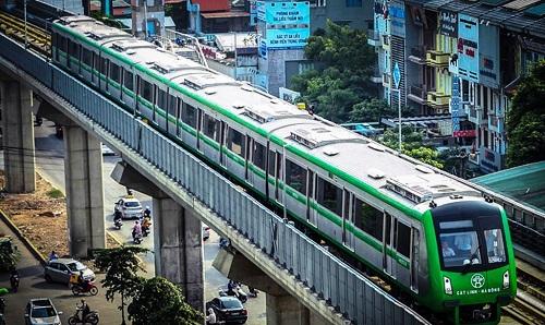 Tàu điện Cát Linh - Hà Đông chạy thử toàn tuyến vào ngày 20/9 - Hình 1