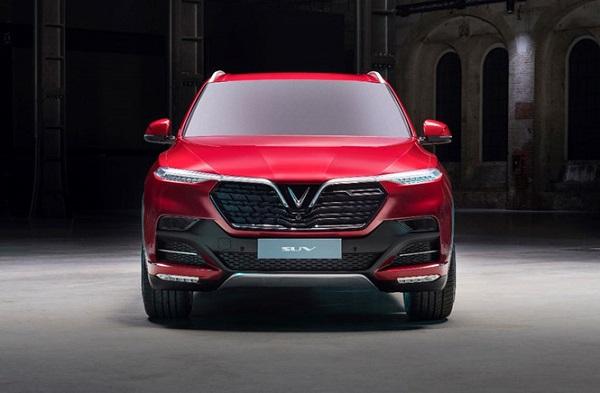 VinFast công bố thiết kế ngoại thất của mẫu xe đầu tiên sắp ra mắt tại Paris Motor Show 2018 - Hình 1