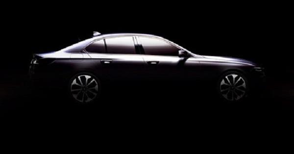 VinFast công bố thiết kế ngoại thất của mẫu xe đầu tiên sắp ra mắt tại Paris Motor Show 2018 - Hình 2