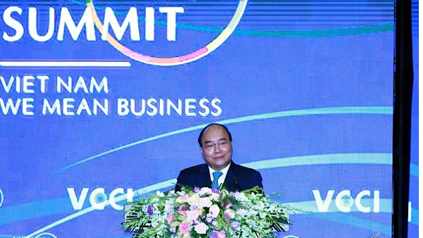 Hội nghị Thượng đỉnh kinh doanh Việt Nam (VBS 2018): Việt Nam - Đối tác kinh doanh tin cậy - Hình 2