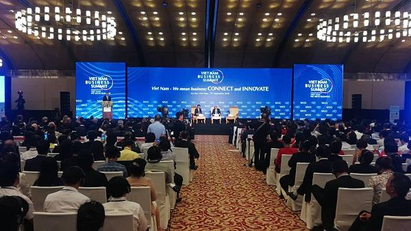 Hội nghị Thượng đỉnh kinh doanh Việt Nam (VBS 2018): Việt Nam - Đối tác kinh doanh tin cậy - Hình 1