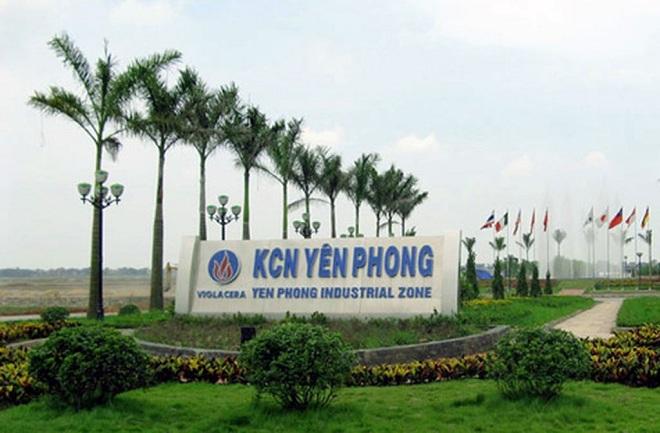 Viglacera rót gần 100 triệu USD xây khu công nghiệp Yên Phong II-C rộng 220ha - Hình 1