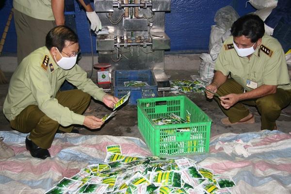 Hải quan Quảng Ninh: Chống buôn lậu mặt hàng phân bón, thuốc bảo vệ thực vật giả - Hình 1