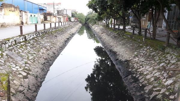 Thông tin bài viết, ô nhiễm môi trường tại kênh Gia (Nam Định): Người dân kêu cứu - Hình 1