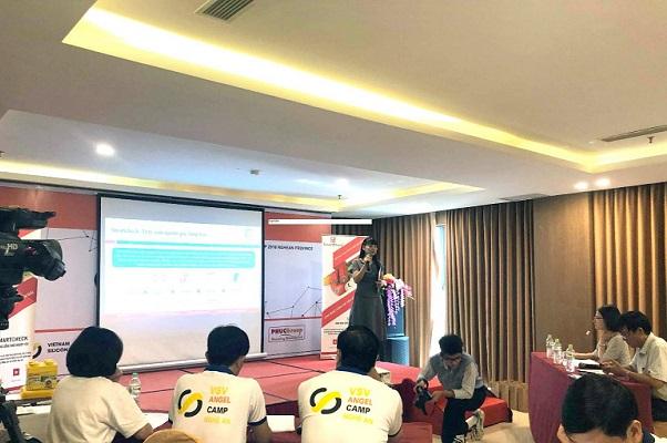 Smartcheck tham dự sự kiện khởi nghiệp và đổi mới sáng tạo tại tỉnh Nghệ An năm 2018 - Hình 2