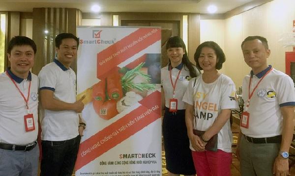 Smartcheck tham dự sự kiện khởi nghiệp và đổi mới sáng tạo tại tỉnh Nghệ An năm 2018 - Hình 3
