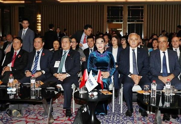 Chủ tịch Quốc hội dự Diễn đàn Kinh doanh và Đầu tư Thổ Nhĩ Kỳ-Việt Nam - Hình 2