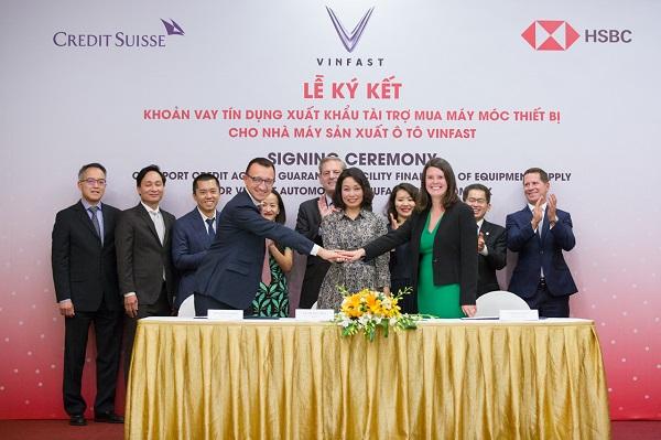 Vinfast được bảo lãnh khoản vay 950 triệu USD nhập khẩu thiết bị - Hình 1
