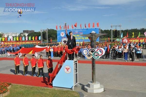 Lâm Đồng: 8000 người tham dự Đại hội thể dục thể thao của tỉnh lần thứ VIII năm 2018 - Hình 3
