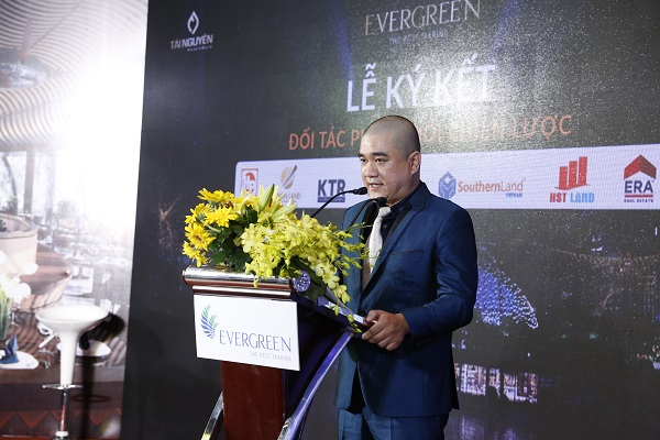 TNR Holdings Việt Nam & 7 nhà phân phối thiết lập quan hệ hợp tác chiến lược siêu dự án EverGreen - Hình 2