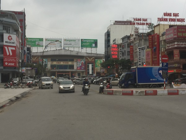 Nghệ An: Phố mua bán ngoại tệ 'chợ đen' tạm ngưng hoạt động