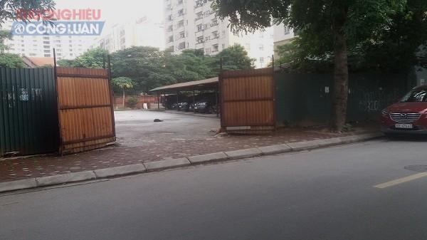 Hà Nội: Hàng loạt bãi xe có dấu hiệu hoạt động không phép tại phường Dịch Vọng? - Hình 2