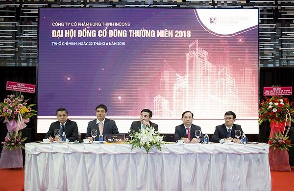 Hưng Thịnh Incons chào sàn giá 23.300 đồng/cổ phiếu vào ngày 12/11 - Hình 1