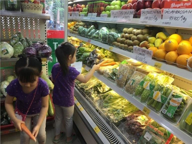 Trang bị kiến thức cho trẻ nhận biết về thực phẩm an toàn - Hình 1