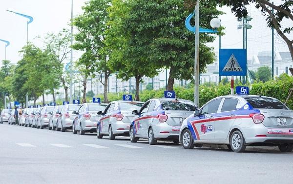 Chính thức ra mắt thương hiệu G7 taxi - Hình 1