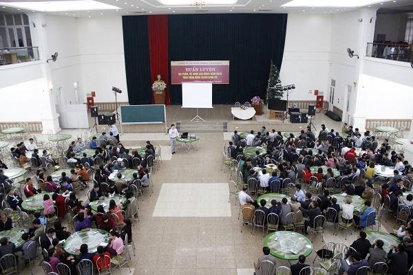 Supe Lâm Thao tổ chức Huấn luyện An toàn, vệ sinh lao động năm 2018 - Hình 1