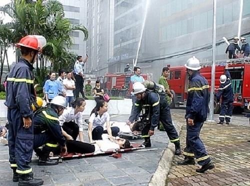 Hà Nội: Ngành Y tế triển khai ứng phó sự cố thiên tai và tìm kiếm cứu nạn - Hình 2