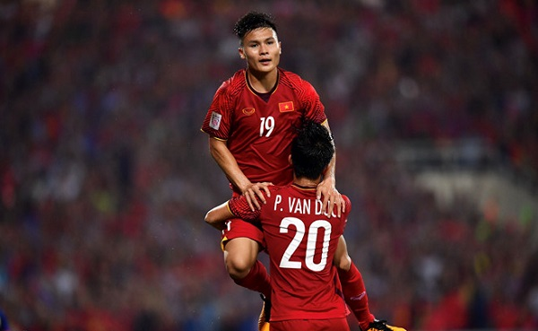 Đánh bại Philippines 2-1 ở BK lượt về: ĐT Việt Nam vào chung kết AFF Cup 2018 - Hình 3