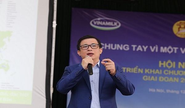 Sữa học đường Hà Nội: Đồng lòng Vì một Việt Nam vươn cao - Hình 4