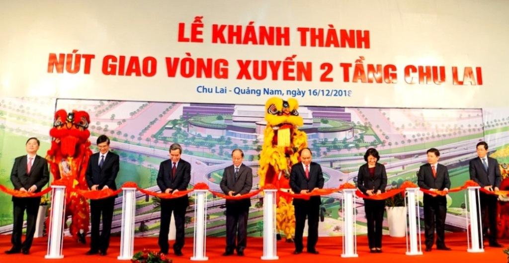 Thủ tướng Nguyễn Xuân Phúc, dự lễ kỷ niệm 15 năm Thaco – Chu Lai- Quảng Nam - Hình 1