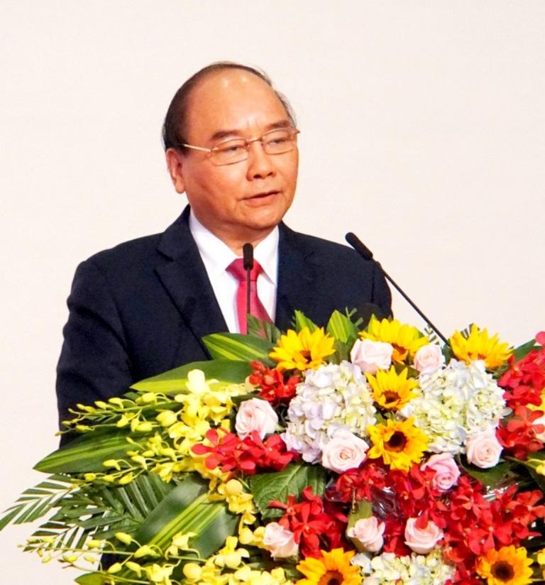 Thủ tướng Nguyễn Xuân Phúc, dự lễ kỷ niệm 15 năm Thaco – Chu Lai- Quảng Nam - Hình 3