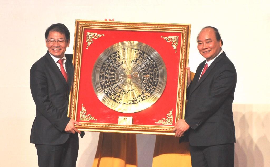 Thủ tướng Nguyễn Xuân Phúc, dự lễ kỷ niệm 15 năm Thaco – Chu Lai- Quảng Nam - Hình 4